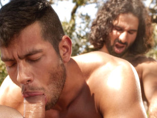 D.O. & Aybars & David V in Giants, Part 1, Scene #04