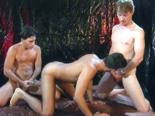 Rick Donovan & Storm in Latin Tongues Scene 3 - Bromo