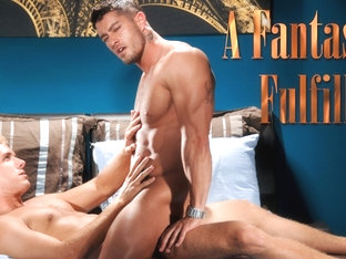 Cody Cummings & Brandon Lewis in A Fantasy Fulfilled XXX Video