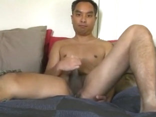 Cumming on my own face