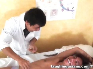 Rave Visits Doctor Tickles