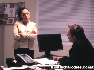 Francesca Le' in Official Basic Instinct Parody