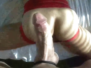 Gay anal with thick cock & a ring