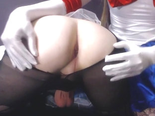 Sailor scout sluts corset cassie and hayley pet harley