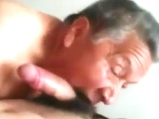 Grandpa blowjob series - 25