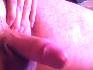 showing off my cock(with precum)