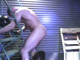 FalconStudios JJ Knight Big Cock Hookup with Biker Hunk