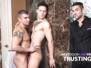 Dalton Riley & Jeremy Spreadums & Dante Colle in Trusting Sin - NextdoorWorld