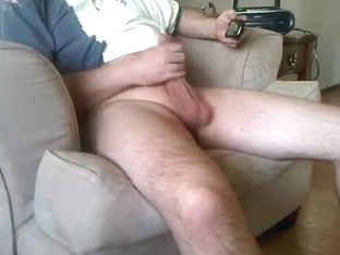 Masturbating in my Lounge Chair to XTube Movies