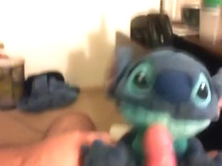 Multi Orgasms With Little Stitch + Jizz Flow