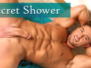 Cody Cummings in Secret Shower XXX Video