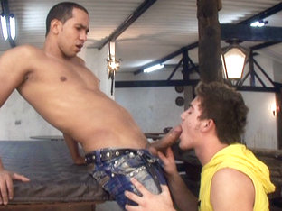 My Gay Roommate Fucked Me scene 5 - Bromo