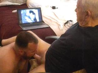 Daddy Watching Porn......