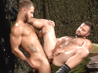 Heath Jordan & Shawn Wolfe in Militia, Scene #03