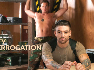 Johnny Torque & Luke Milan in Dirty Interrogation XXX Video - NextdoorWorld
