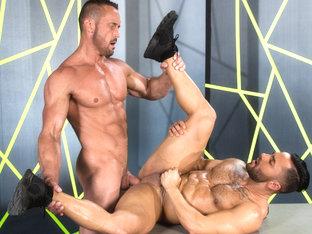 Bruno Bernal & Myles Landon in Dicklicious, Scene 02 - RagingStallion