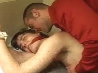 Hottest male in best fetish homo porn movie