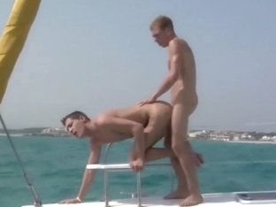 Outdoor Fuck For Naughty Twinks