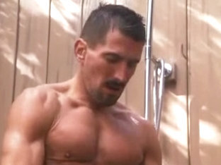 Gay guys fucking in the shower