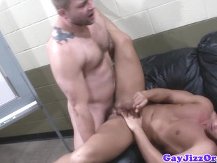 Gaysex hunks fucking ass and sucking cock