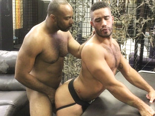 Ray Diesel and Trey Turner - Part 1 - BreedMeRaw