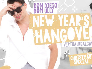 New Year'S Hangover - Virtualrealgay