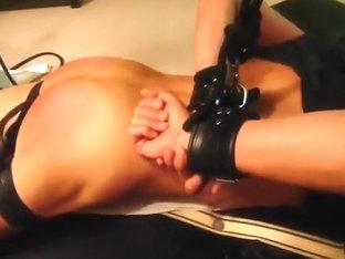 Training slave nicolas30:Spanking & Bastinado