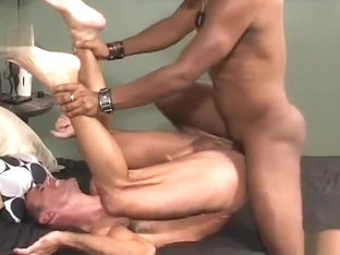 Big dick gay rough sex with cumshot