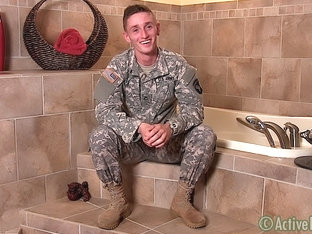 Gannon Military Porn Video