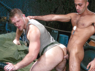 Paul Wagner & Sami Damo in Night Maneuvers, Scene #04