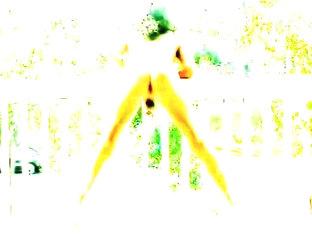 Sexy Teen CD in Skirt Dancing