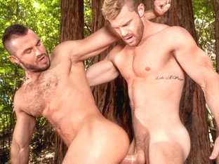 Jessy Ares & Landon Conrad in The Woods: Part 2, Scene #01