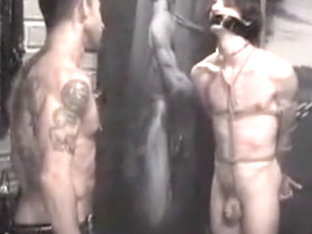 Amazing male in fabulous bdsm, fetish homosexual xxx scene