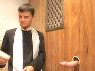 Hardcore gay priest fantasy roleplay
