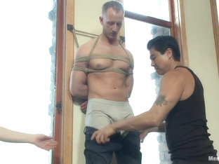 Vertical Suspension Tickle Torment and Extreme Edging