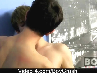 Newcomer Conner Bradley takes on our neverseen Kyler Moss in an highly hawt scene