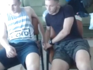 Soccer his friend doing gay stuff for money on cam
