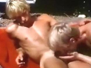 Blond twinks