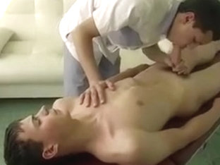 Massage Gets Hot