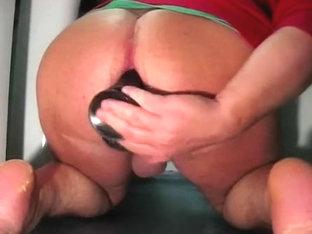 Deep anal fuck