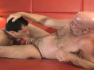 German Daddy - Daddy's Playroom scene 1 The Bed