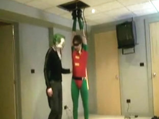 Joker Captures Robin: Part 2
