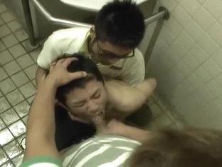 Crazy Asian homosexual dudes in Fabulous twinks, group sex JAV scene