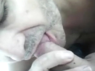 Public Knob Engulfing & Cum In Face Hole