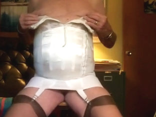 Crownette Enormous Duty Girdle
