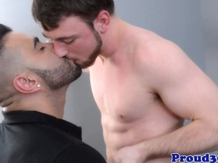Mature stud assfucked by euro hunk