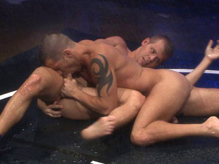 Shane Frost vs Mike Rivers - The Water Match