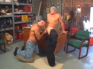 Hot dads in action!