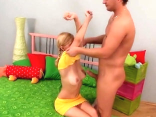 junior blonde college girl with big tits fucked hard (hd)