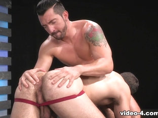 Slam That Hole XXX Video: Jimmy Durano & Tegan Zayne - FalconStudios